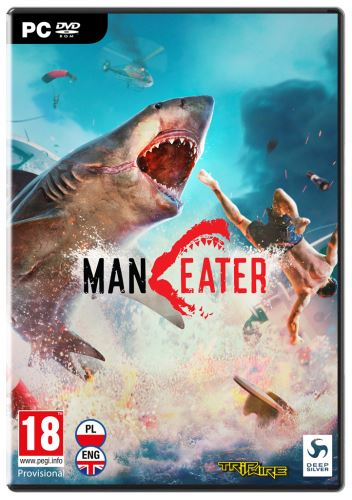 Maneater D1 Ed. PC