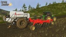 Bezplatná aktualizace pro Farming Simulator 20 na Nintendo Switch představí značku Bourgault