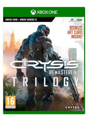 Crysis Trilogy Remastered XBOX ONE