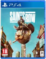 Saints Row Day One Edition PS4