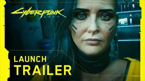 Cyberpunk 2077 právě vychází!