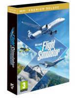 Microsoft Flight Simulator Premium Deluxe PC