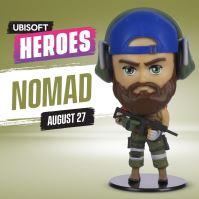 UBI HEROES - NOMAD