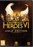 Might & Magic Heroes 6 GOLD PC