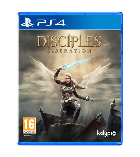 Disciples: Liberation - Deluxe Edition PS4